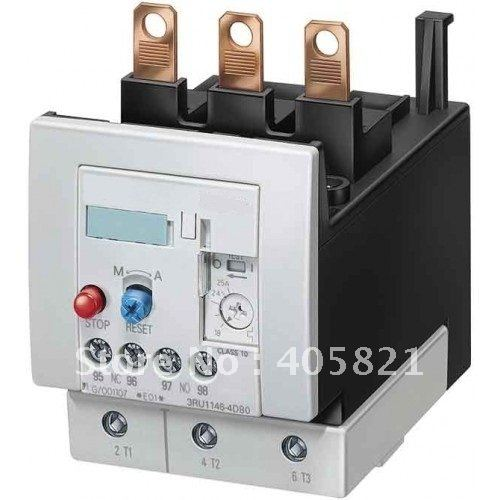 3RU1146 Themal overload relay 18-25A to 80Aused for 3RT1044, 3RT1045,3RT1046 AC contactor стереокомплекты pult ru 18 vincent piega