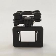 Высокое качество карданного w/Камера держатель для SYMA X8C Мультикоптер Дрон однажды запасных Запчасти ABS черный 8.5*6.5*5 см новые