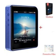 2016 New Original Shanling M1 Portable Bluetooth DAP DSD Lossless HIFI Audio Lecteur de Musique Mini Mouvement MP3 Lecteur + En Cuir cas