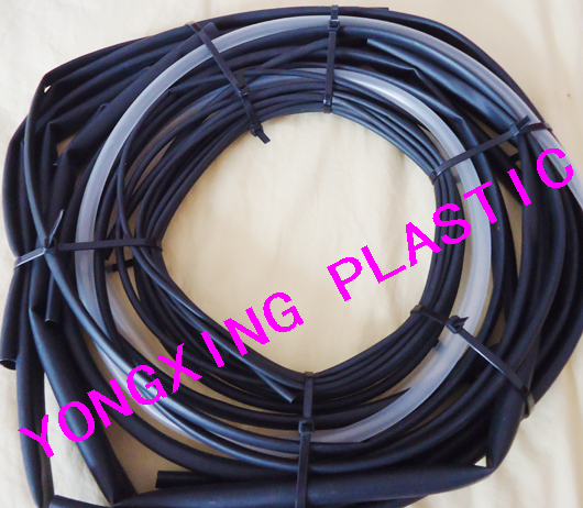 ФОТО 18meter/lot freeshipping 2.4/3.2/4.8/6.4/7.9/9.5/12.7/15mm double-wall thermal tubing kits 8 size 2 color ratio 3:1