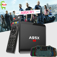 A95X R1 Android 6 0 TV Box Android Media Player RK3229 Quad Core 4K 1GB RAM