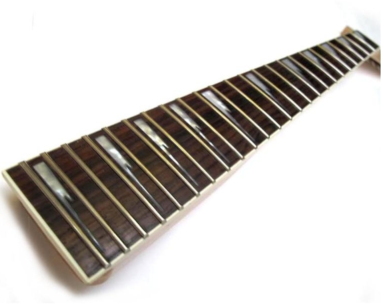 disado 24 Frets Maple Electric Guitar Neck Կրկնակի - Երաժշտական գործիքներ - Լուսանկար 3