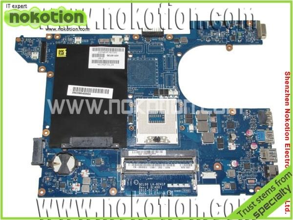 0N35X3 LA-8241P placa madre del ordenador portátil para Dell 15R 5520 Intel HM77 integrado Mainboard DDR3 envío gratis