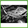 Mad moto motocicleta abrazadera del manillar cross bar brace kit de palanca ajuste Para BMW R1200GS 2013 2014 2015 marrón o gris color