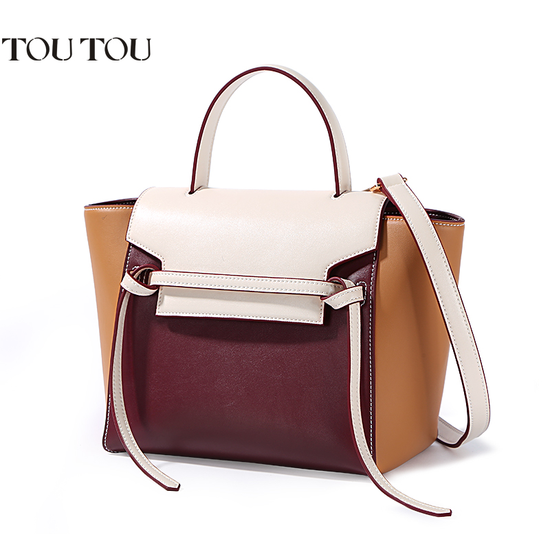 A1652  fashion  brands women famous luxury Handbags messenger bags bat bag designer Shoulder bag bolsos mujer cross body bag chispaulo women genuine leather handbags cowhide patent famous brands designer handbags high quality tote bag bolsa tassel c165
