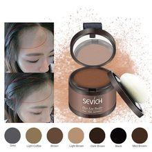 Hair Shadow Powder Hairline Modified Repair Hair Shadow Trimming Powder Makeup Hair Concealer Natura