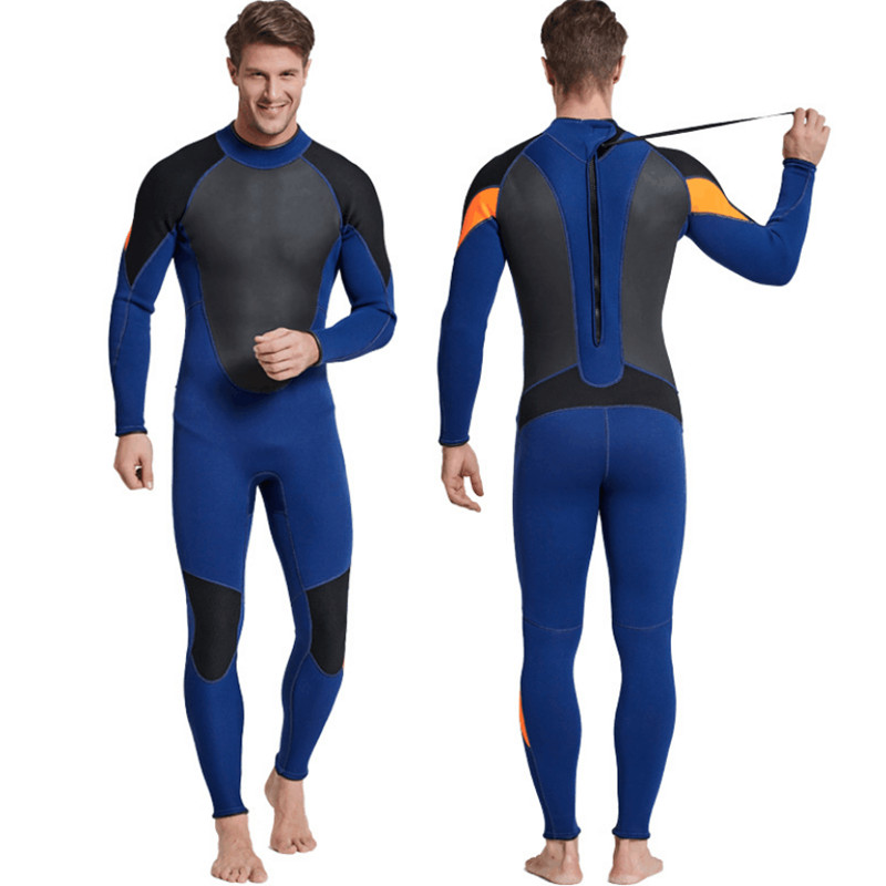Men's Neoprene 3mm Scuba Diving Wetsuit Warm Water Sports Surfing Diving Swimming Snorkeling Spear Fishing Suit Swimwear hooded scuba diving suit set men 3mm long sleeves surfing suit swimming fishing and hunting wetsuit swimsuit swimwear