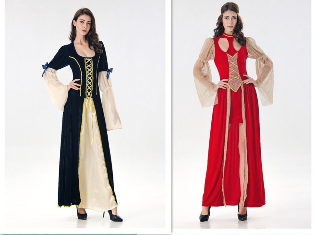Adult Egyptian Goddess Costumes Women Sexy Arabic Dancing Party Dress Adult Nightclub Stage Performance medieval Queen Dress