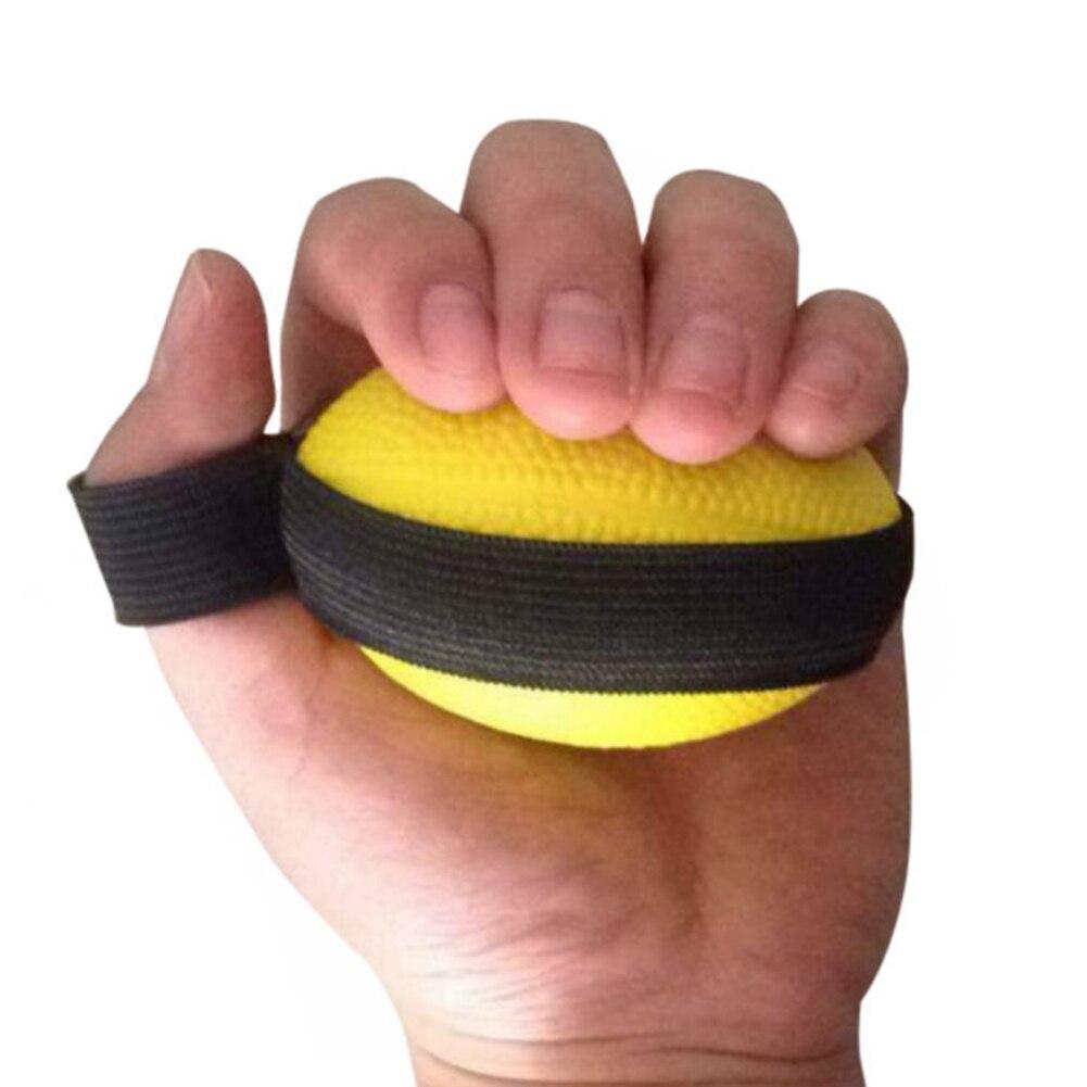 3 Colors Cotton Finger Exerciser Hand Grip Strengthener Elder Rehabilitation