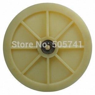 Шиндлер лифт GBP ограничитель скорости колеса, нейлон Материал диаметр 200 мм