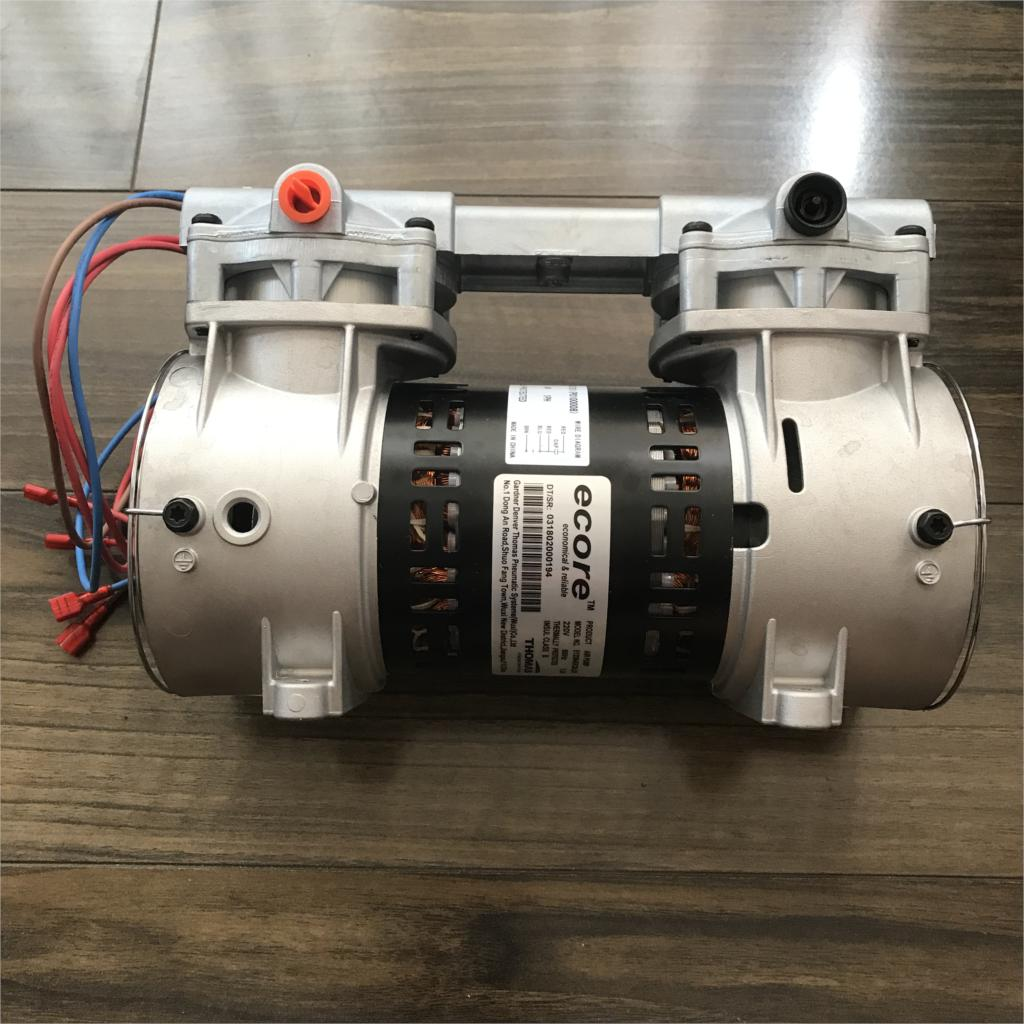 Oil Free Vacuum Pump 2505 Model THOMAS Pump Mini Vacuum Pump 2505N45XBMLSXX taifu pump 4stm2 10