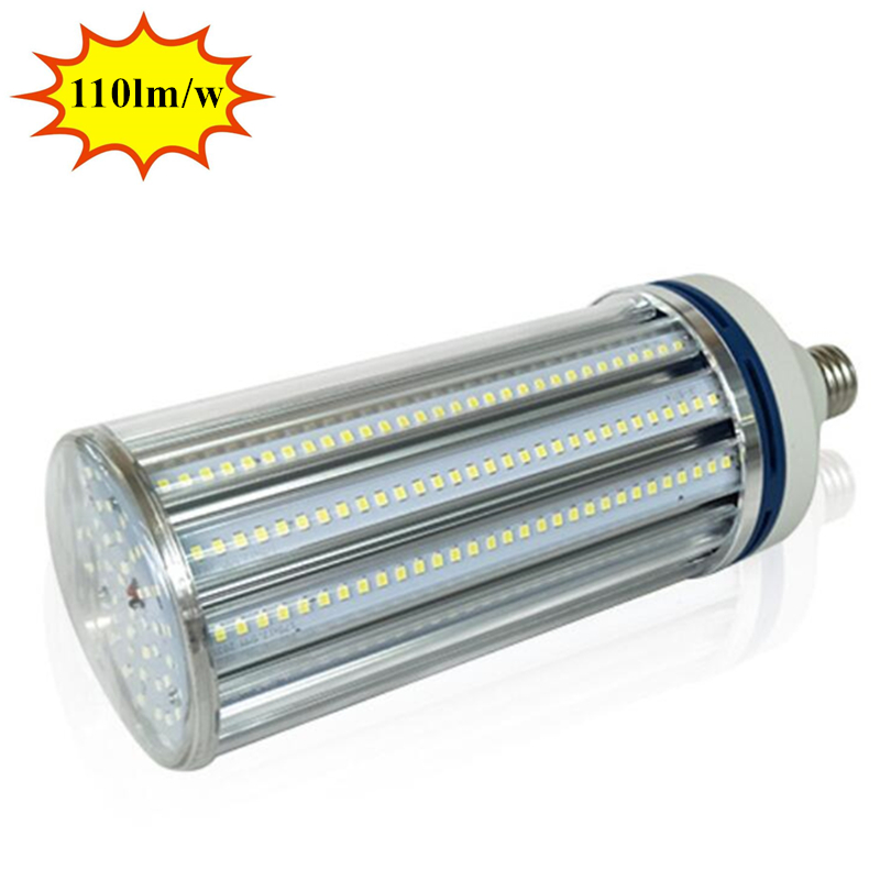 High bay LED bulb e27 e40 80w 100w led lamp AC220v 230v 240v 50/60hz e40 100w LED corn bulb replace 400w hps metal halide