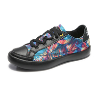 Graffiti Canvas skateboard shoes Youth Hip hop totem Sneaker Street Sports Walking Skateboarding Boots