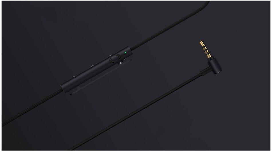 Original Xiaomi 3.5 ANC Earphones Hybrid 3 Unit 2 Grade Noise Cancel 6 Serie Al-Alloy Braid Wire Metal Clamp L Plug Hi-Res