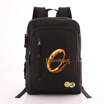 Рюкзак властелин колец черный