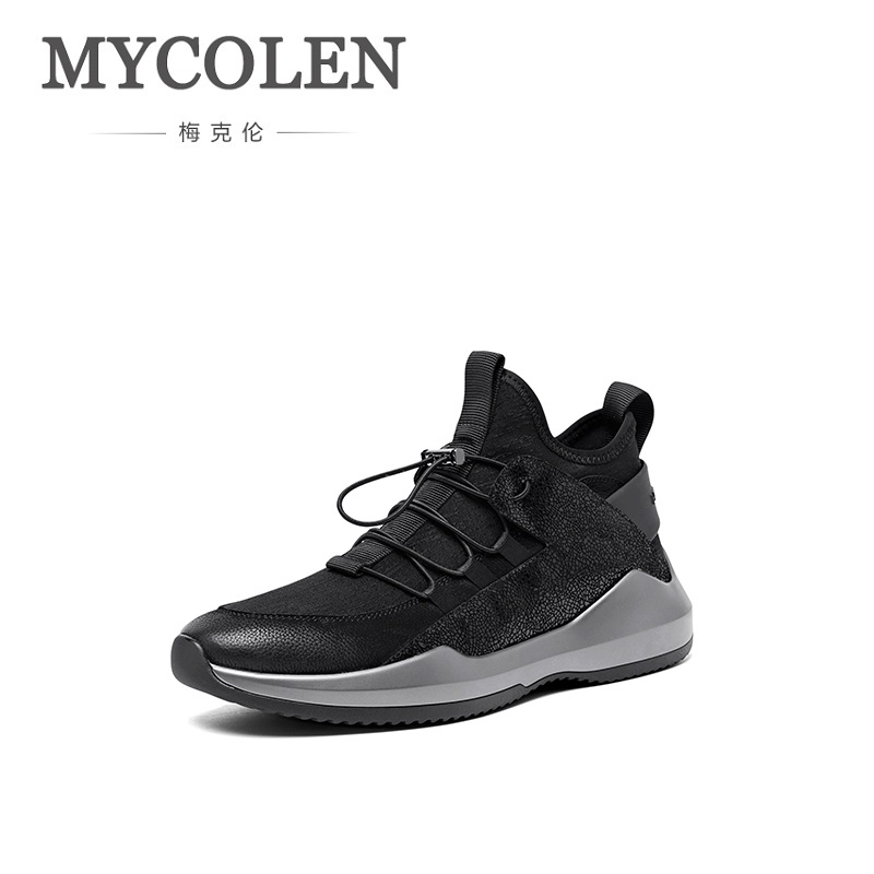 MYCOLEN New Spring Summer Men Casual Shoes Lace Up Fashion Brand Shoes Solid Men Matsukichi Breathable Flats Shoes Scarpe ege brand handmade genuine leather spring shoes lace up breathable men casual shoes new fashion designer red flat male shoes