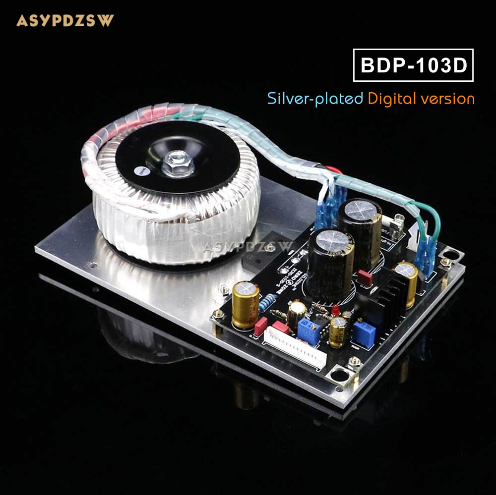 цена на Digital version Linear Power supply OPPO BD player For BDP-103/103D/93 PSU Modified/Upgrade