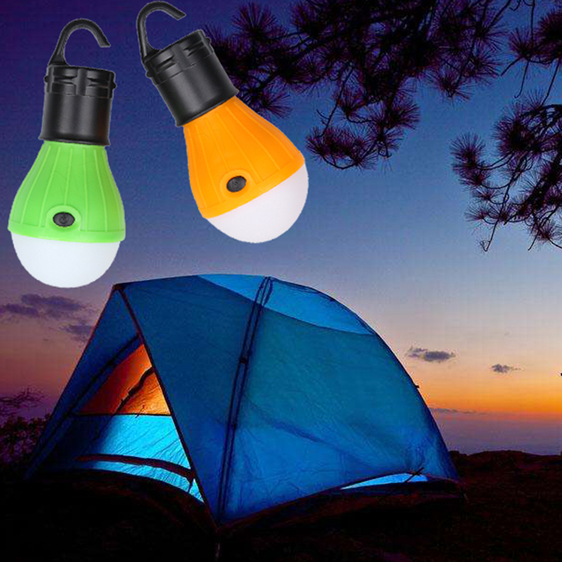 Outdoor Hanging 3x Q5 Led Camping Lantern Soft Light Led Camp Lights 3 Modes Bulb Lamp For Camping Tent Fishing Portable Lanterns Lights & Lighting