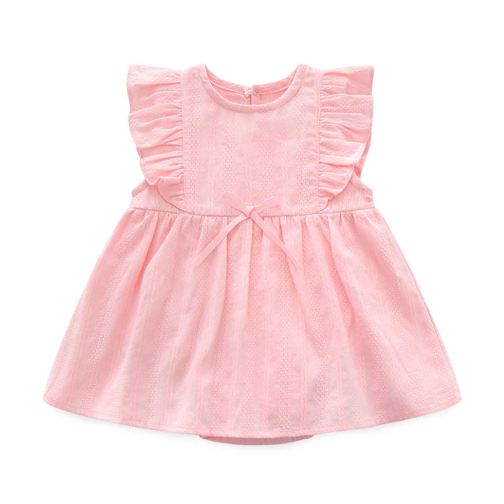 baby girl summer clothes set baby girl clothes outfit cotton new born baby clothes girl gift 0 3 6 months 2019 baptism dress