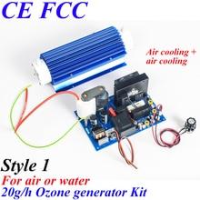 Pinuslongaeva CE EMC LVD FCC 20 Гц/ч кварцевые трубы типа генератора озона комплект озона гидротерапия домашний спа Воды Озоном Воздух генератор
