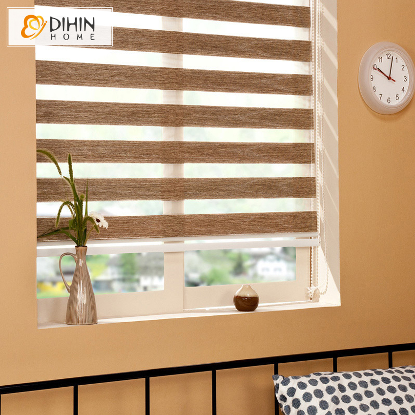 New arrival popular zebra blinds finished product double - Most popular window treatments ...