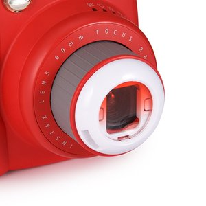 Image 4 - 3 Sets Gekleurde Filters Close Up Lens Voor Fujifilm Instax Mini 9 Mini 8 7 S Kitty Instant Schieten Camera