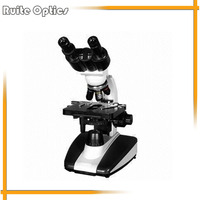 40x 1600x Biological Dual Viewing Compound Student Microscope TXS07 03B RC