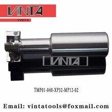 Высокое качество Sanyinghe TMP01 t-слот серии ЧПУ Индексируемые Фрезы Инструменты соответствует карбида вставки MPHT120408-DM