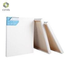 """CONDA художника растягивается холст """"* 10"""" картина доска 10 пакет для масляной акриловой панели для рисования товары для профессионального искусства"""