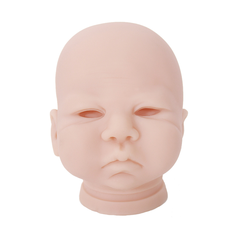 22 20inch Reborn Baby Doll Kits Silicone Reborn Baby Kits Reborn Doll Kits For Doll Parts