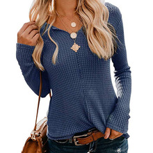 Cut Out V Neck Sweater Ladies Casual Spring and Autumn Long Sleeve Thin Solid Slim Knitted Sweaters Pullover Femme jumpers