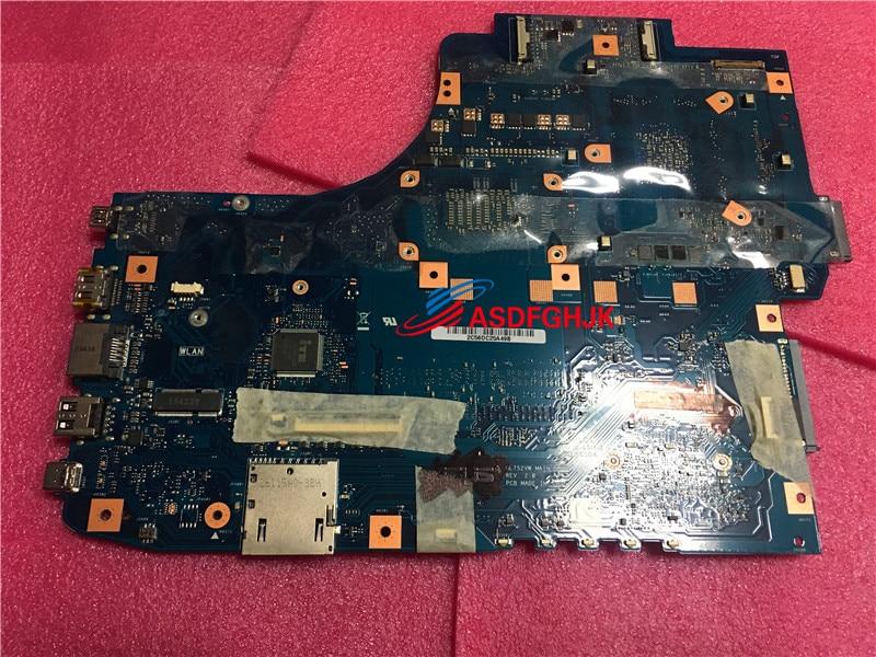 Купить с кэшбэком Main board For Asus ROG GL752VM Laptop Motherboard i7-6700HQ CPU GTX960M  100% TESED OK