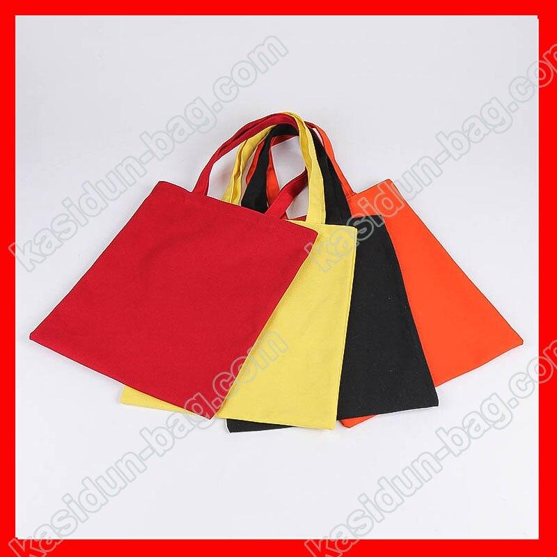 (100Pcs/Lot) Size 30X37CM Tote Bag Cotton Eco -Friendly