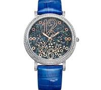 Davena New Starry Designer Women Luxury Full Crystals Watches European Big Size Vogue Girls Dress Clock