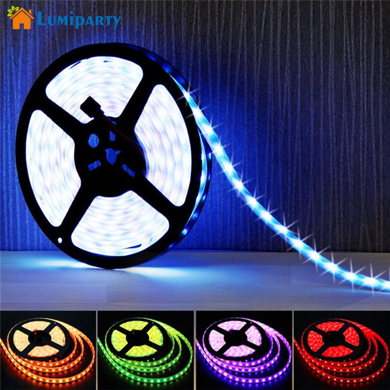 Color Changing Led Light Strips: Aliexpress.com : Buy Lumiparty RGB LED Strip Light