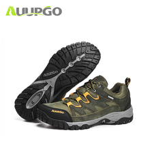 2017 Waterproof Outdoor Hiking shoes for Men Women Breathable Mountainering Climbing Treking Shoes Outdoor Sports Sneakers Men