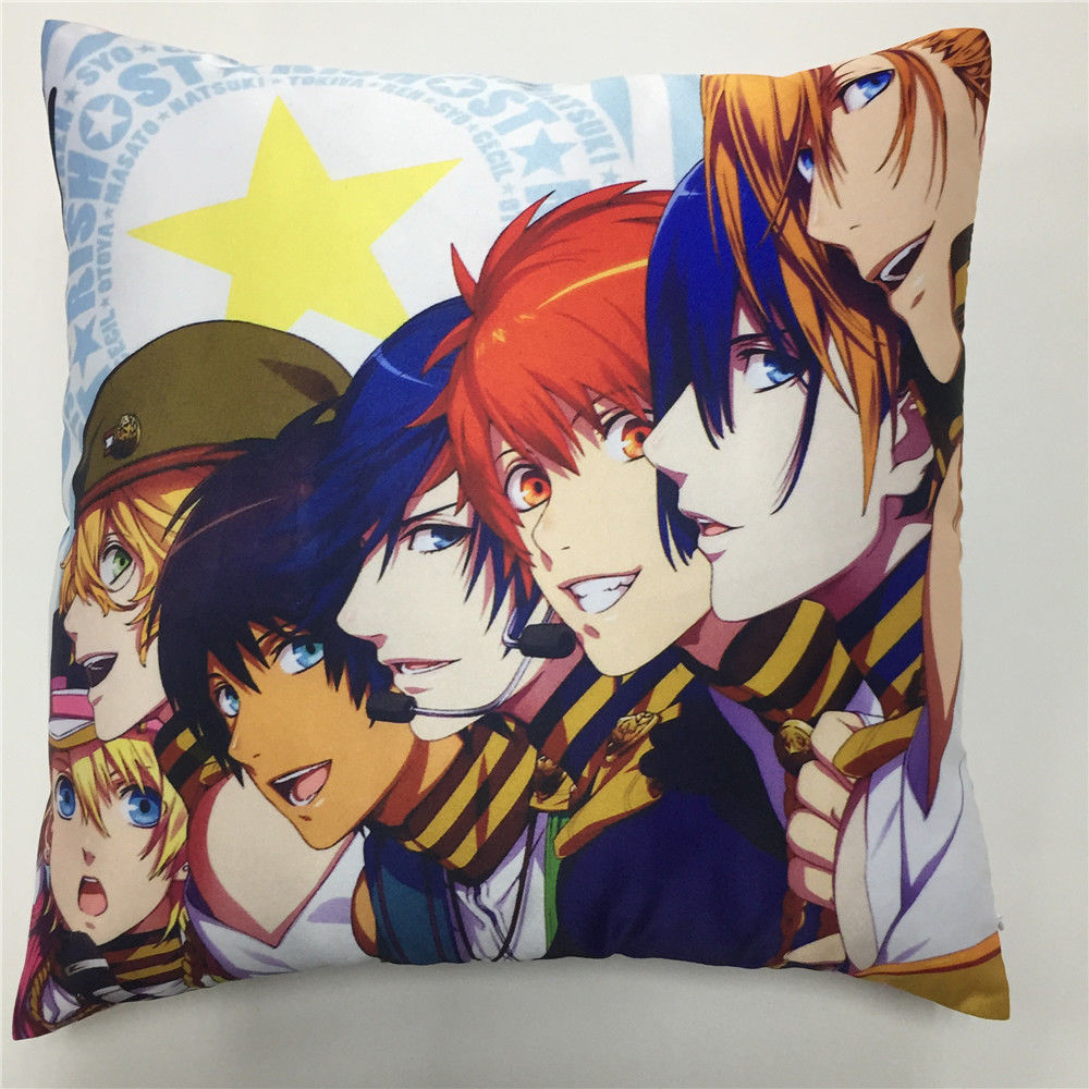 No Game No Life Zero Anime Manga two sides Pillow Cushion Case Cover 679 A
