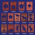 1 шт. DIY 34.5x24x4 мм Смолы и дерева кулон, древесной смолы ювелирные изделия, цепи Свитера кулон