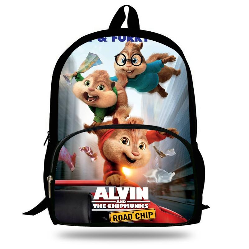 Nouveau Enfants Garçons Filles Sac à dos sac d/'école personnage de dessin animé sac à dos