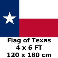 Техас флаг 4X6FT 100D полиэстер состояние США Американский США флаги и баннеры для украшения дома
