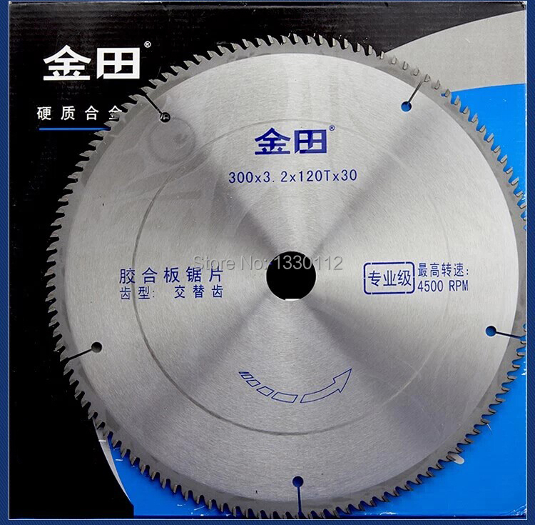 12 300x3.2x120Tx25.4/30 circular saw blade wood for cutting plywood board with other sizes of saw blades free shipping blades cutting machine blade tape double sided adhesive circular knife cutting blade