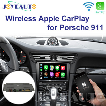 Joyeauto Wifi inalámbrico Carplay Android Auto espejo