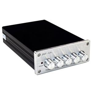Image 2 - Цифровой усилитель мощности AIYIMA, 50 Вт + 50 Вт + 100 Вт, Bluetooth 4,2