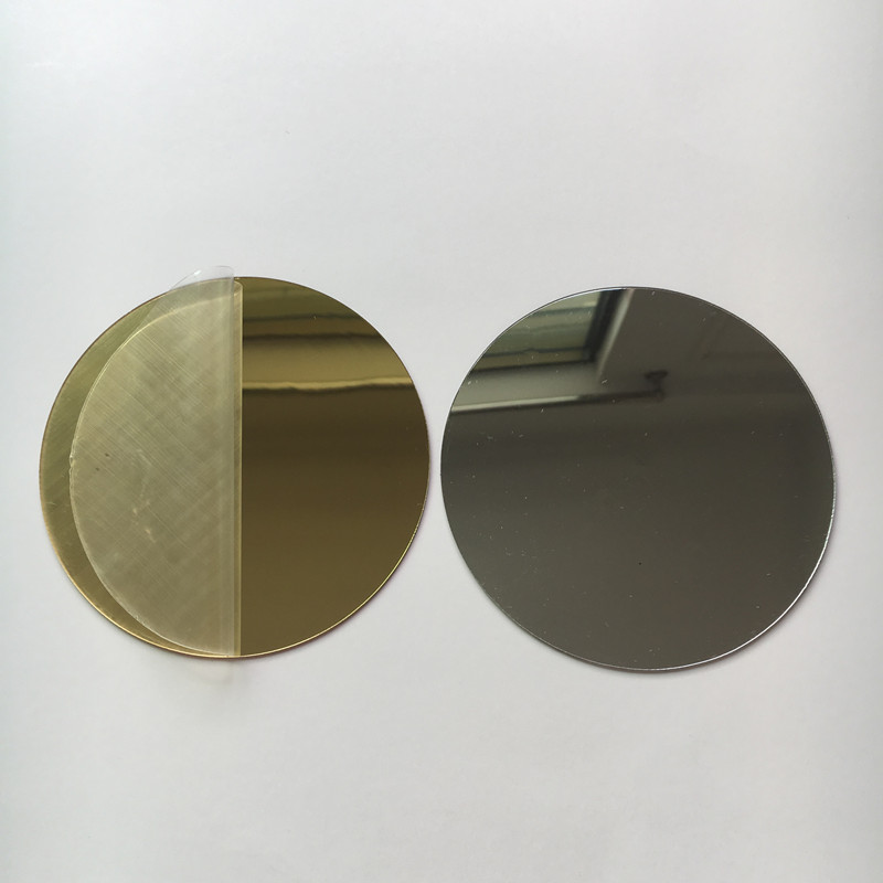 20pcs Diameter 300x2mm Acrylic Mirrors ROUND Wedding Decorative Lens Shower Mirror Pier Glass Plastic Custom Arbitrary