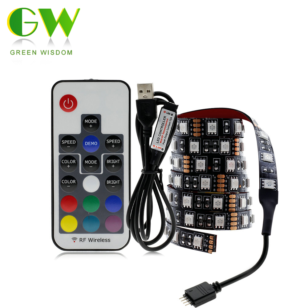usb-led-strip-rgb-changeable-led-tv-background-lighting-50cm-1m-2m-3m-4m-5m-diy-5v-flexible-led-light-rgb-led-strip-5050