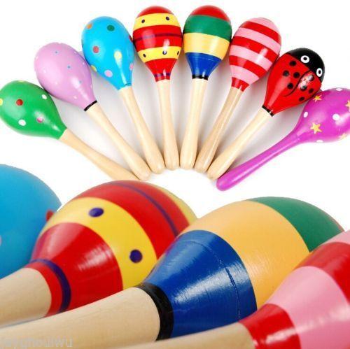 Barndomsutbildning Barn Bebisleksaker Utveckling Baby Toy Shaker Handbell