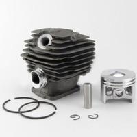 46mm Cylinder Piston Kit For Stihl 028 028AV 028 Super Q W WB 1118 020 1203