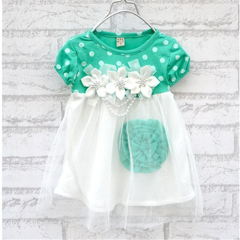 Summer Hot sell baby dress kids wear girls Princess dress kids clothing Dresses
