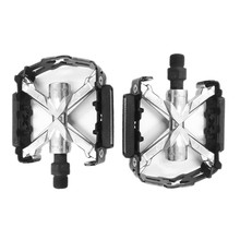 цена на Original giant 1 Pair Fixed Gear MTB BMX Bicycle Pedals 9/16