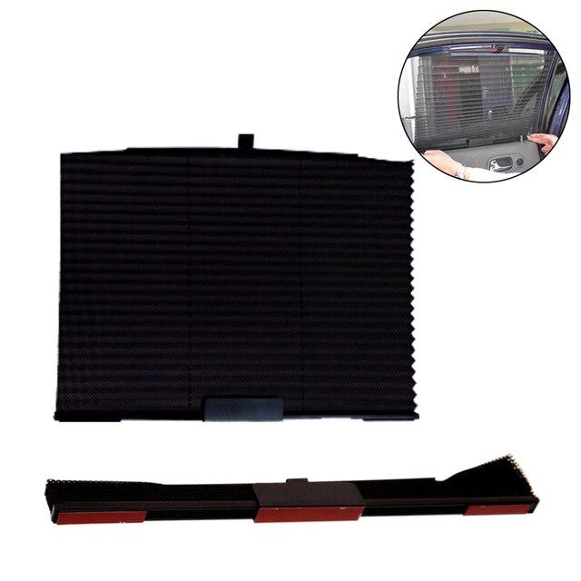 $ 4.88 Automatic Stretch Car Curtain Shield UV Protection Auto Side Window Sun Sunshade Visor Summer Protection Blocking Car Window